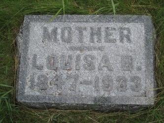Louisa B. <I>Baker</I> Ames