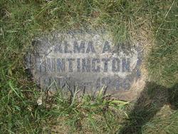 Alma A. Huntington