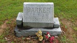 Elvira Jane <I>McGraw</I> Barker