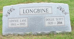 "Sarah Lee ""Dollie"" <I>Scott</I> Longbine"