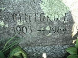 Clifford F Ritz