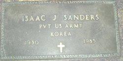 Isaac J. Sanders