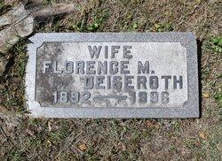 Florence M. <I>Ingram</I> Deiseroth