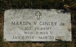 Martin V Ginley, Jr