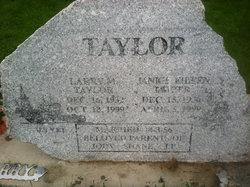 Janice Eileen <I>Tawzer</I> Taylor