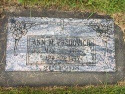 Ann Predovich