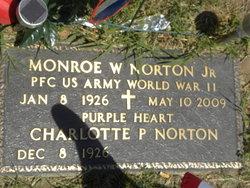 Monroe W Norton, Jr