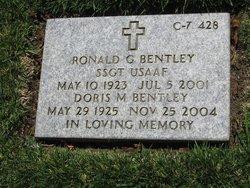 Doris M Bentley
