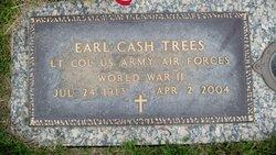 "Earl Cash ""Pat"" Trees"