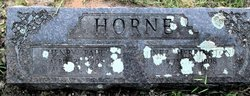 Hattie Inez <I>Herrington</I> Horne