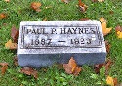 Paul Preston Haynes