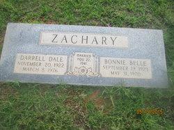Darrell Dale Zachary