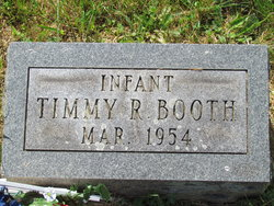 Timothy Ray Booth