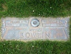Frank Edward Bowlin