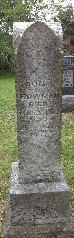 Aron S. Bowman