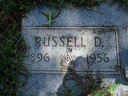 Russell D Dispennett
