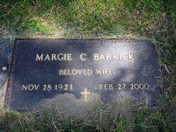 Margie C. <I>Wikel</I> Barrick