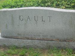 "James Marcus ""Mart"" Gault"