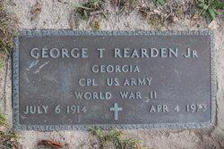 """George Thomas """"GT"""" Rearden, Jr"""