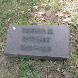 Virginia M Eberhart