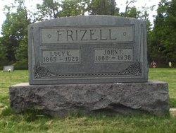 John F Frizell
