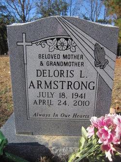 Deloris <I>Palmer</I> Armstrong