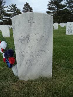 Albert J Diaz