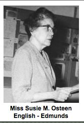 Susie M. Osteen