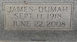 "AMN James ""Dumah"" Barnes"