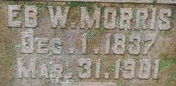 "Eben Walter ""Eb"" Morris"