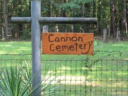 Cannon Family Cemetery