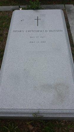 Henry Critchfield Hutson