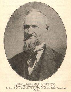 "Reuben Buckman ""Buck"" Claflin"