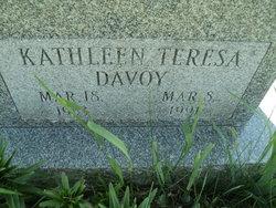 Kathleen <I>Davoy</I> Aucter