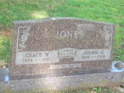 Flora Grace <I>Ward</I> Jones