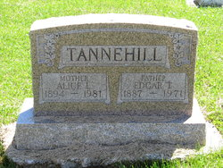 Alice L. <I>Schnauffer</I> Tannehill