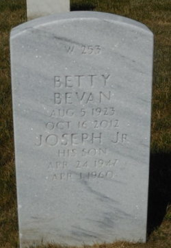 Joseph Bevan, Jr