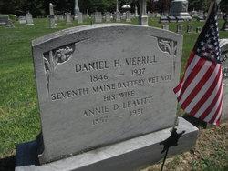 Daniel H Merrill
