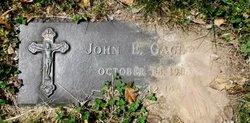 John Ernest Gaghan
