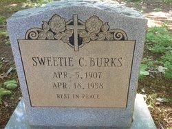 Sweetie Golden <I>Christian</I> Burks