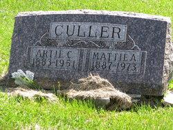 Artie Calvin Culler