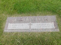Dorothy E <I>Winkler</I> Ahlersmeyer