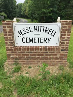 Jesse Kittrell Cemetery