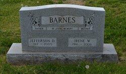 Irene <I>Watson</I> Barnes