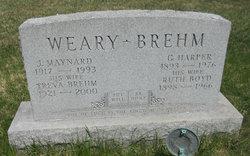 J Maynard Weary