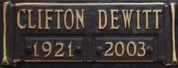 Clifton Dewitt Shaw