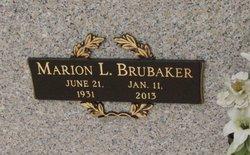 Marion L. <I>Harris</I> Brubaker