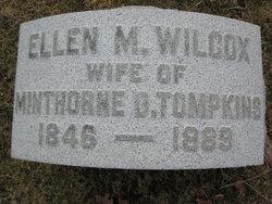 Ellen M. <I>Wilcox</I> Tompkins