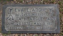 Eva Elizabeth <I>Phillips</I> Argue