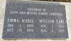Emma Mabel Lumpkins
